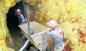 peru entrada a mina