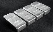 plata lingotes