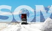 sqm logo con camion